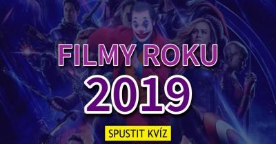 Filmy roku 2019