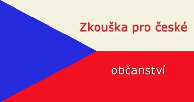 Zkouška pro české občanství