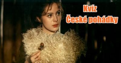 Jak znáte české pohádky?