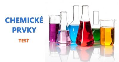 Chemické prvky