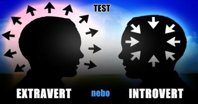 Jsi extravert nebo introvert?