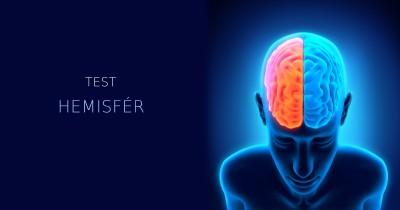 Test dominance mozkových hemisfér
