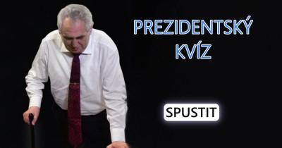 Prezidentský kvíz