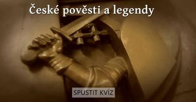 České pověsti a legendy
