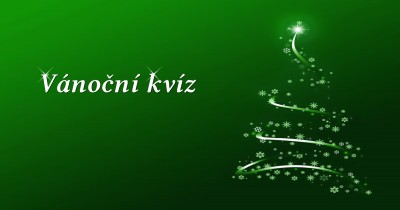 Vánoční kvíz