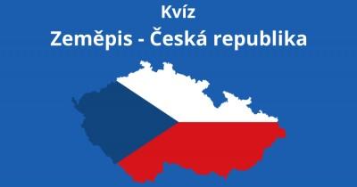 Česká republika - zeměpis