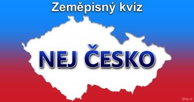 NEJ ČESKO - zeměpisný kvíz